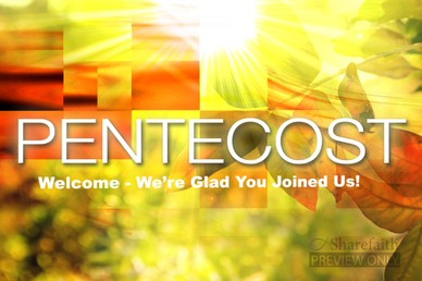 Pentecost Video Christian Loop