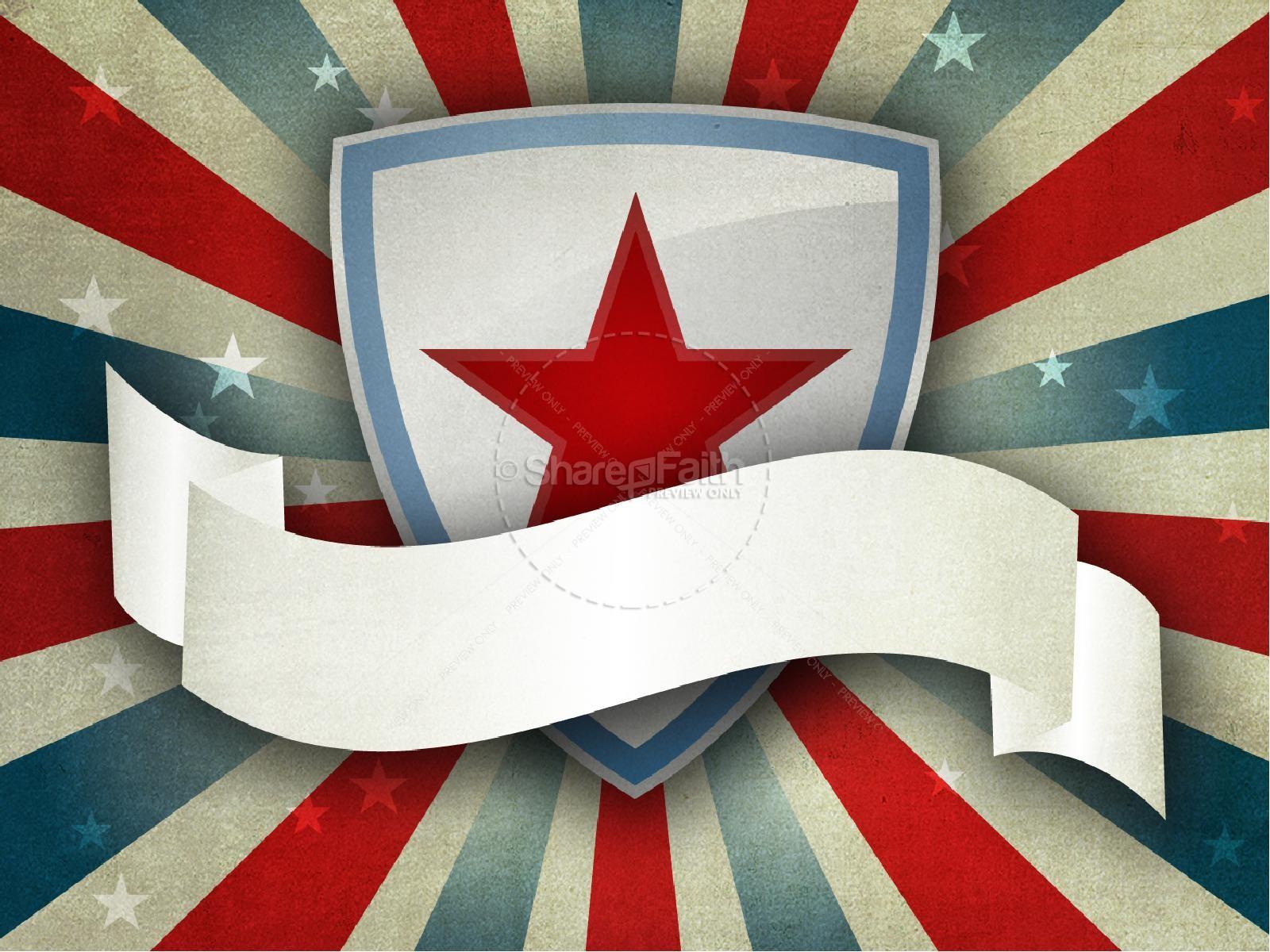 Tribute Soldier PowerPoint   slide 3