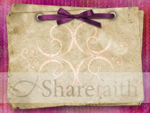 Parchment Paper Worship Background