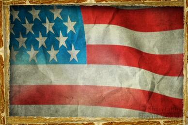 Star Spangled Banner Video Loop
