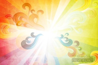 Rainbow Worship Video Background