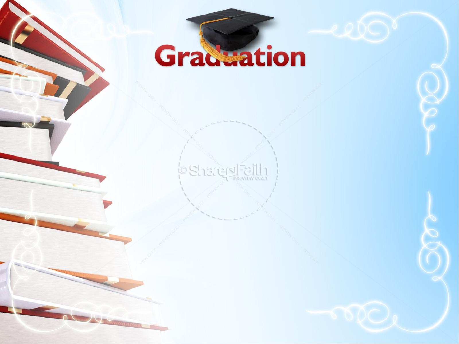 Graduation Party PowerPoint
