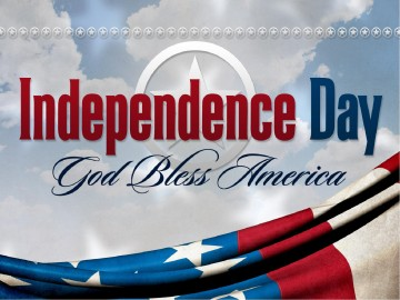 Independence Day PowerPoint Design
