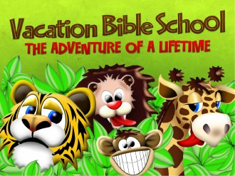 Vacation Bible School PowerPoint