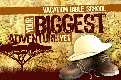Vacation  Bible School Video Loop