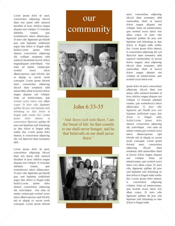 Camp Church Newsletter