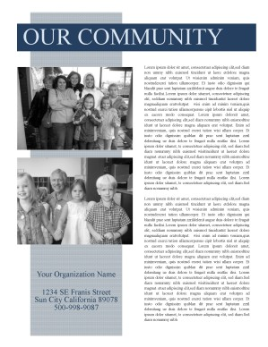 Hope Church Newsletter