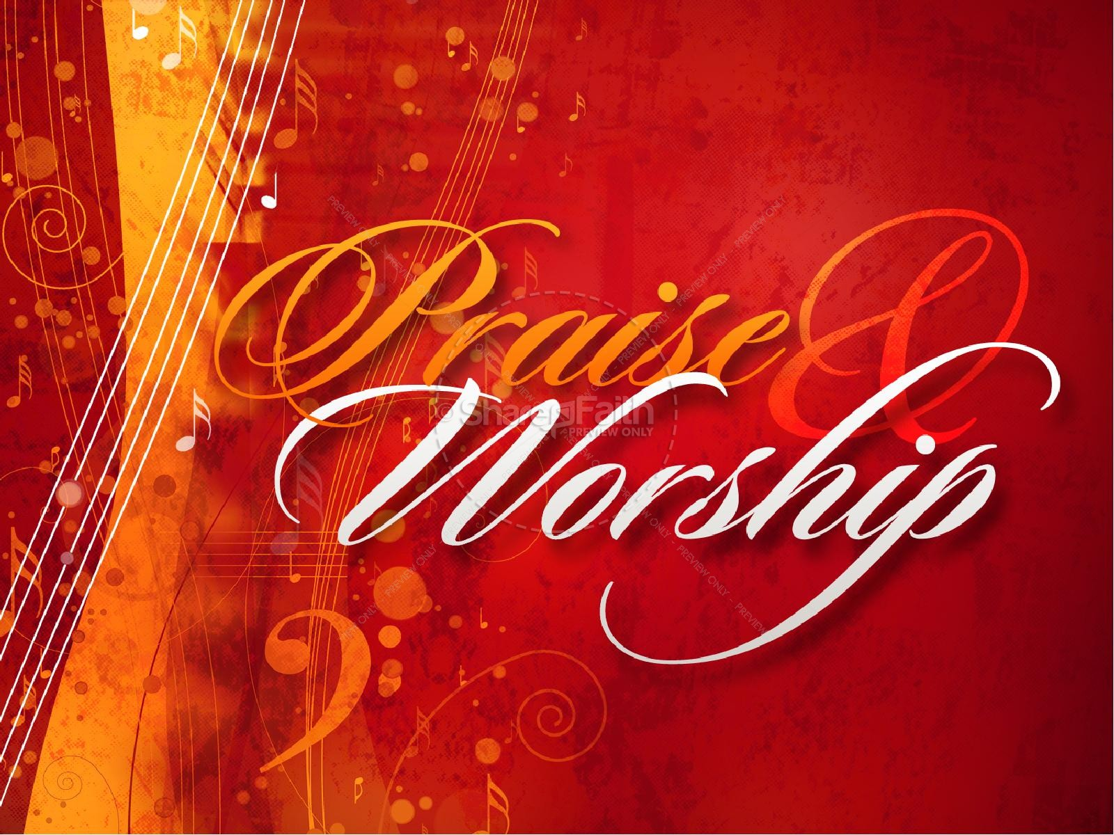 Worship PowerPoints