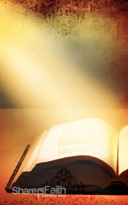 Bible Program Cover Communion Prayer Bulletin Covers