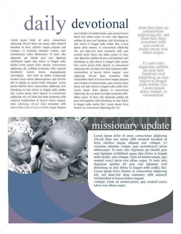 Christian Newsletters