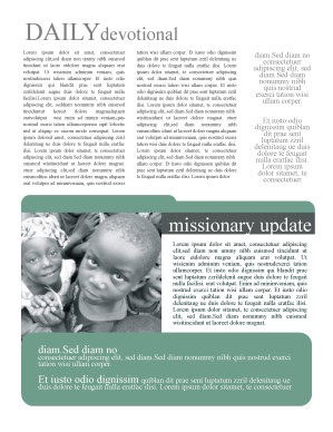 Church Newsletters