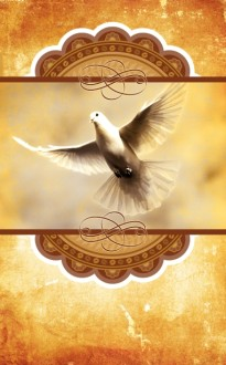 Holy Spirit Bulletin Cover
