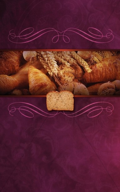 Living Bread Bulletin Cover