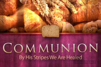 Communion Church Video Loop