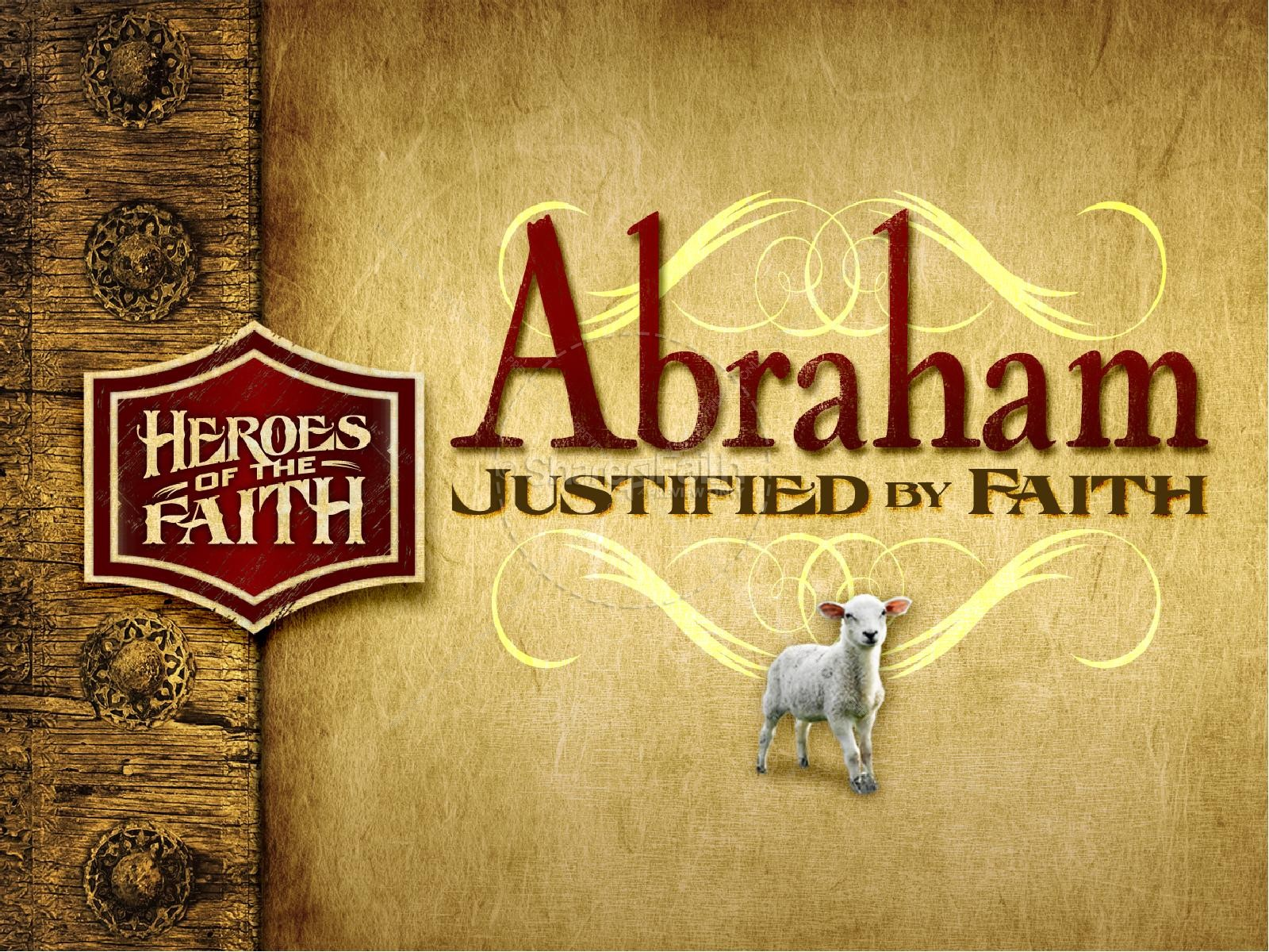 Abraham PowerPoint Template
