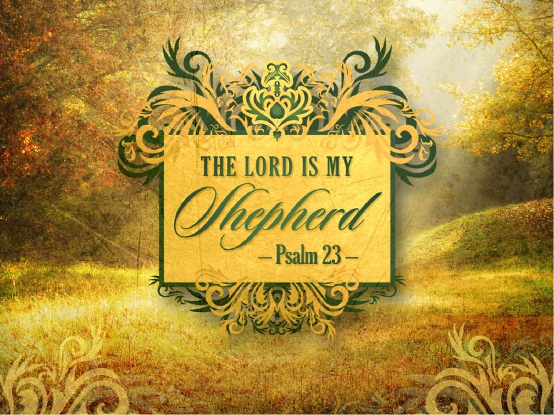 Psalm 23 Sermon PowerPoint
