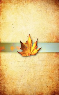 Autumn Leaf Bulletin