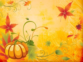 Fall Season Worship Background