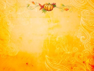 Happy Fall Worship Background