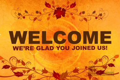 Thanksgiving Celebration Church Welcome Video