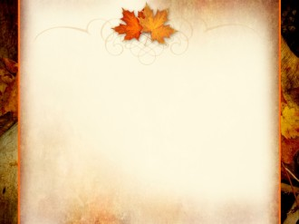 Color of Leaves Worship Background