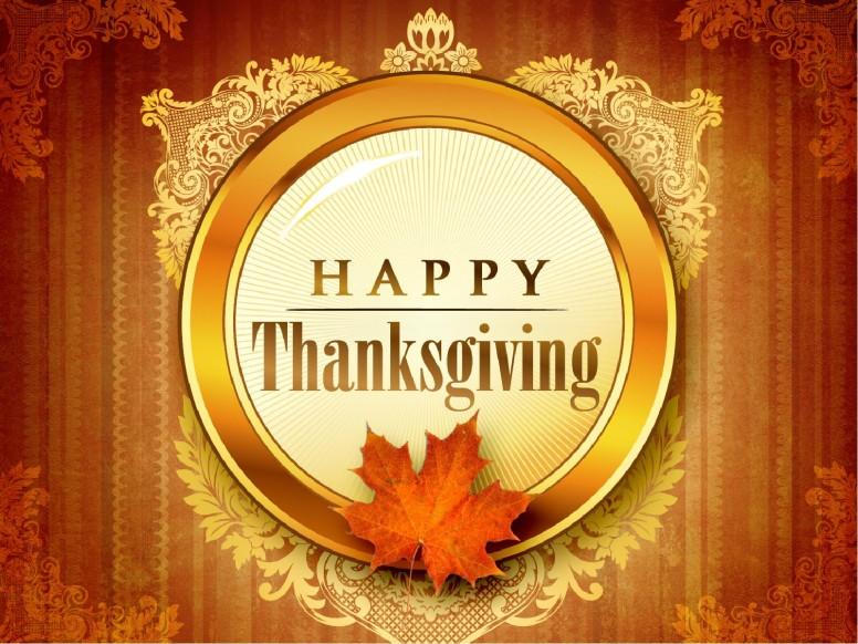 Thanksgiving Celebration PowerPoint Template