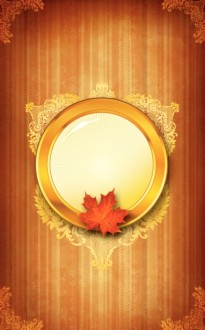 Thanksgiving Celebration Bulletin Cover