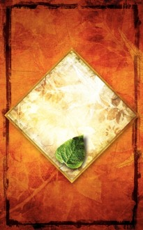 Green Leaf Bulletin Cover
