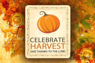 Harvest Celebration Welcome Video