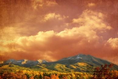 Fall Scenery Worship Video Loop