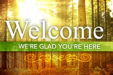 Forest Trees Church Welcome Video