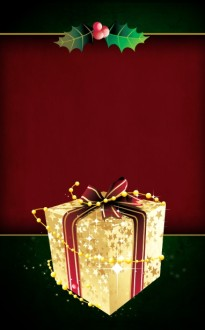The Christmas Gift Bulletin Cover