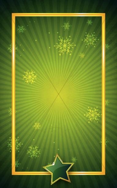 Christmas Star Church Bulletin Cover