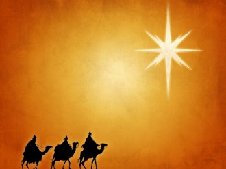 Wise Men Worship Background