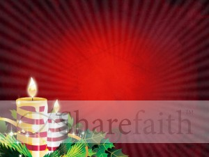 Christmas Carols Worship Background