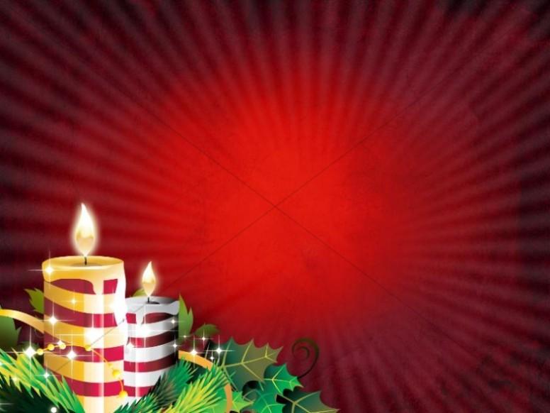 Christmas Carols Worship Background