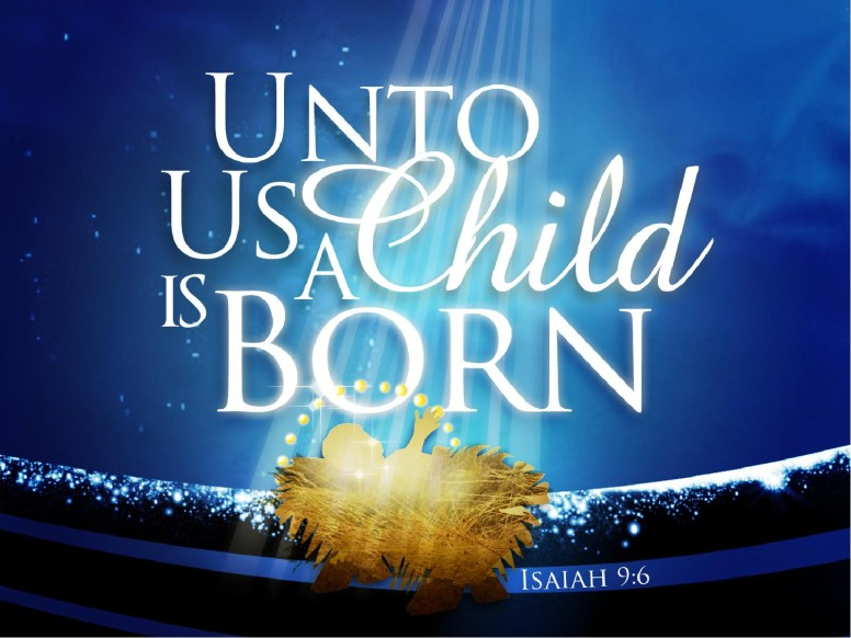 Nativity PowerPoint Sermon Template