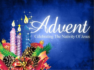 Advent PowerPoint Template