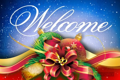 Welcome Christmas Video