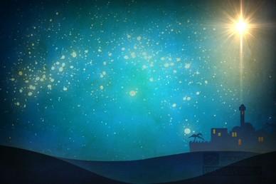 Star of Bethlehem VIdeo Loop