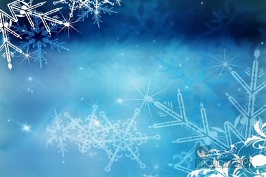 Falling Snow Video Loop