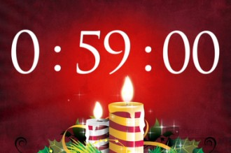 Christmas Countdown Timer