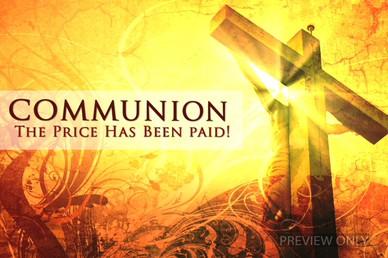 Communion Video Loop