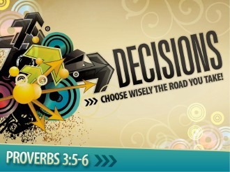 New Year Decisions PowerPoint