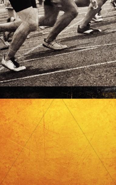 Run the Race Bulletin Cover