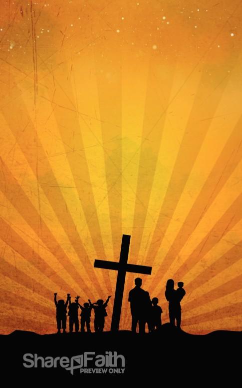 Christian Family Bulletin Cover