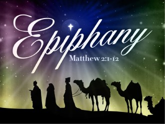 Epiphany PowerPoint Sermon