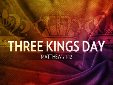 Three Kings PowerPoint