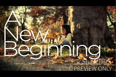 A New Beginning Mini Movie