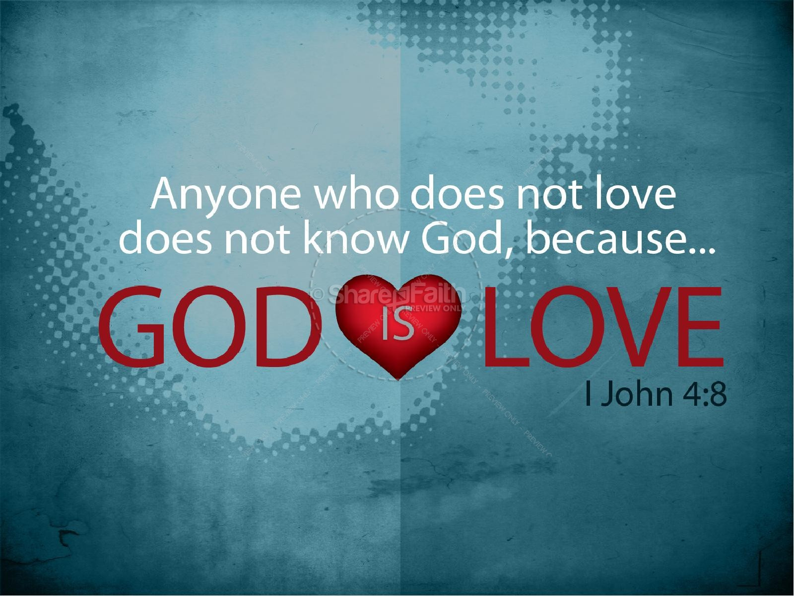 ... Know Love Know God PowerPoint Sermons ...